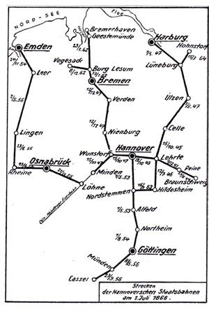 Streckennetz