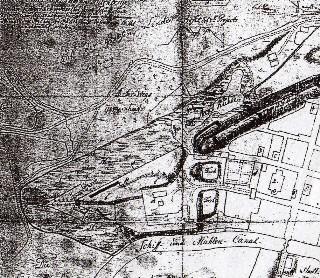 Plan von Fesca - Kein Hafen in Neustadt am Rübenberge zu sehen.