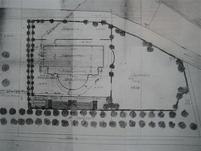 Plan des Freibads