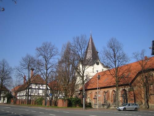 Liebfrauenkirche Neustadt am Rübenberge