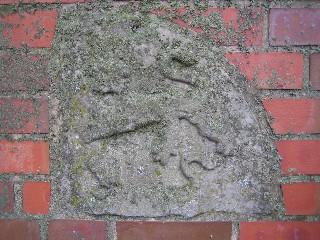 Der Löwenstein - Rudiment aus einer alten Festung