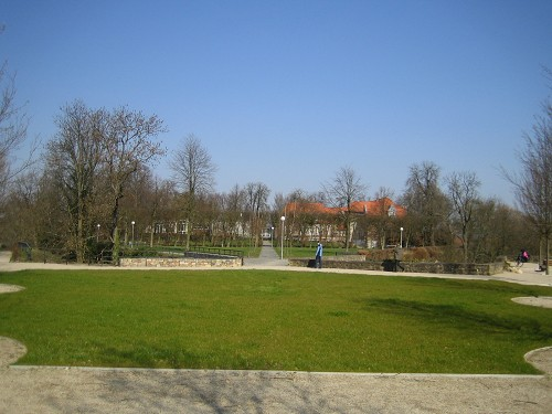 Historischer Amtsgarten