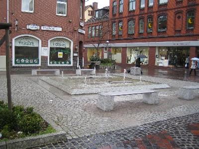 Wasserspiele am Heini Nülle Platz