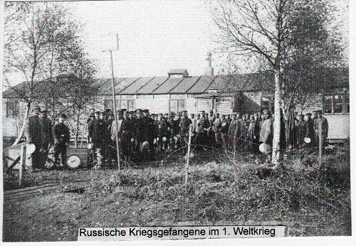 Kriegsgefangenen im Moor - Neustadt am Rübenberge