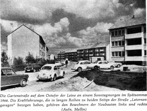 Aus Winkel, S 401: Die Gartenstrasse in Neustadt am Ruebenberge