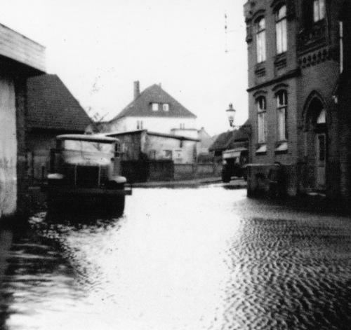 Hochwasser Neustadt am Rübenberge