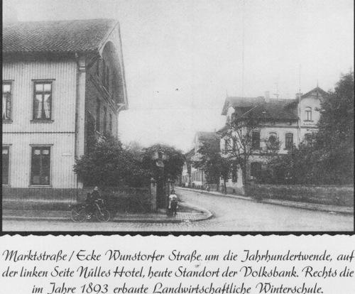 Alte Ansichten aus Neustadt am Rübenberge