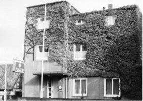 Villa Lampert als Polizeistation