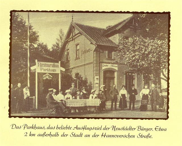Das Parkhaus Neustadt am Rübenberge - Ausflugs- und Gartenlokal