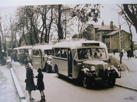 Busbetrieb in Neustadt um 1947 (Foto Köster)(4)