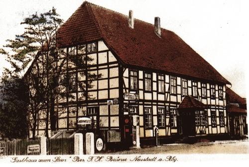 Postkarte nach 1922