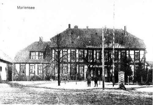 Remonte-Amt Mariensee bei Neustadt am Rübenberge