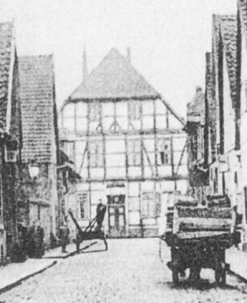 Hotel Deutscher Hof in Neustadt
