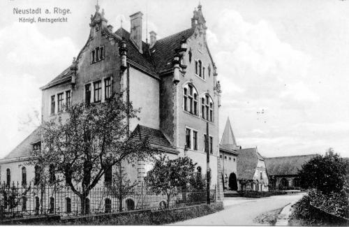 Das Amtsgericht in Neustadt am Rübenberge