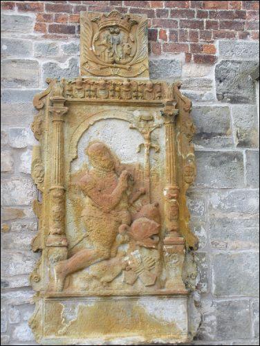Epitaph derer von Campen - Liebfrauenkirche Neustadt am Rübenberge