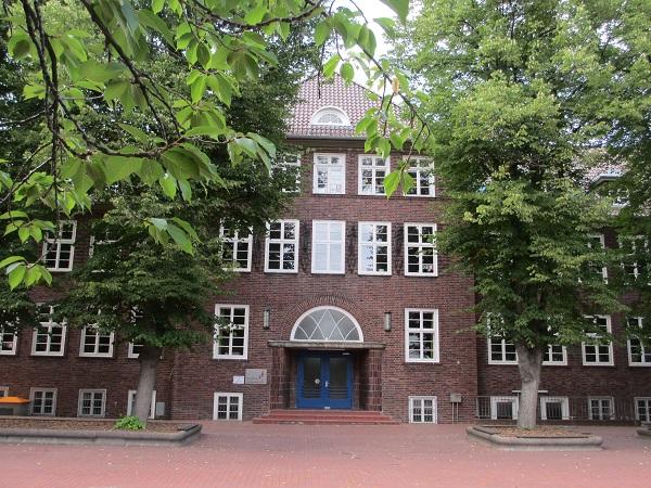 Stockhausen-Schule in der Stockhausenstraße in Neustadt am Rübenberge