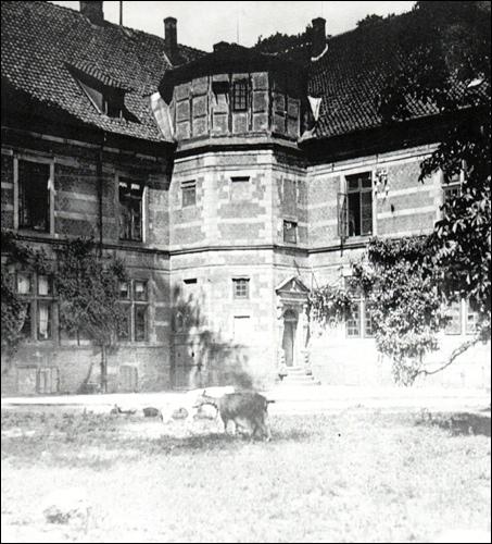 """Ein typisches Grabenhorst- Foto von ca. 1922/25 Aus dem Fotokalender 2015 """"Impressionen aus Neustadt in den 1920er Jahren"""", herausgegeben vom Museumsverein Neustädter Land"""