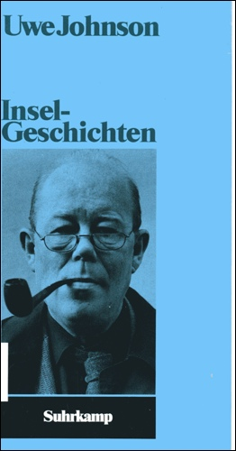 """Deckblatt des Buches """"Inselgeschichten"""""""