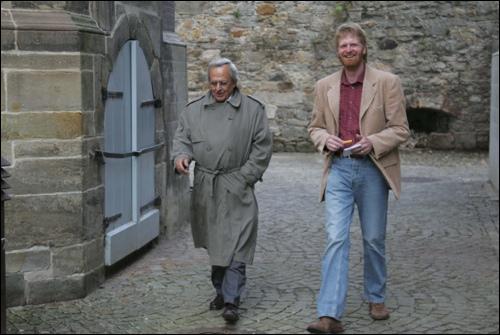 Dirk von Werder im Gespräch mit Dieter Hildebrandt 1995