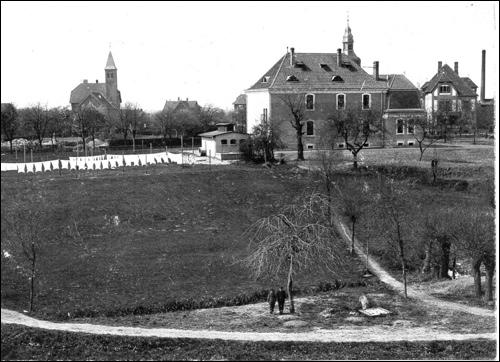 Der Bleichplatz (Foto: Köster)