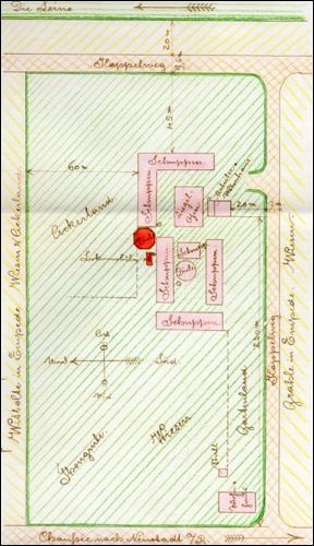 Pläne der Plaß´schen Ziegelei (NRÜ II 1357)