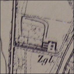 Karte von 1898