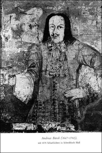 Glenzdorf, TreichelScharfrichter im 17. Jahrhundert