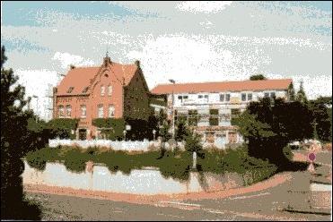 Hotel Scheve kurz vor Ende der Aufstockung 1998 (Foto:Scheve privat)