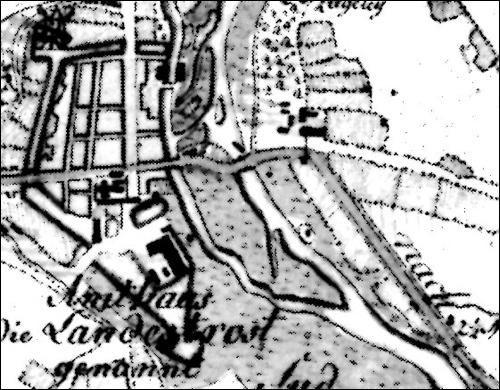 Kurhannoversche Landesaufnahme von 1771