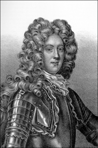 König Georg II. Landesherr v. 1727 – 1760