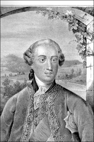 König Georg III ist Landesherr, bis 1820