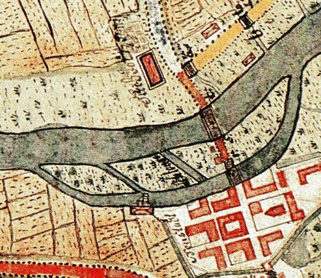 Neustadt am Rübenberge: Plan von 1770