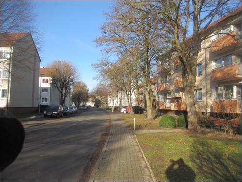 Siedlung Gartenstraße (Foto: Dyck)