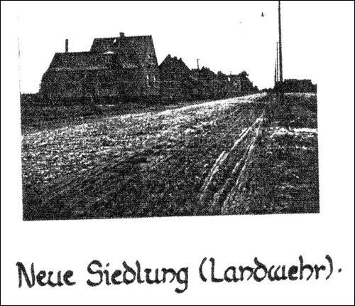 Neue Siedlung (Landwehr)