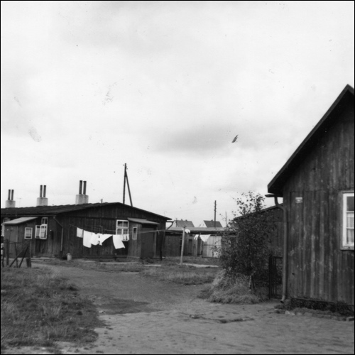 Baracken (Foto ARH Sammlung Niffka)