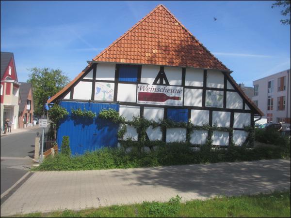 Weinscheune (Foto Dyck, Mai 2019)