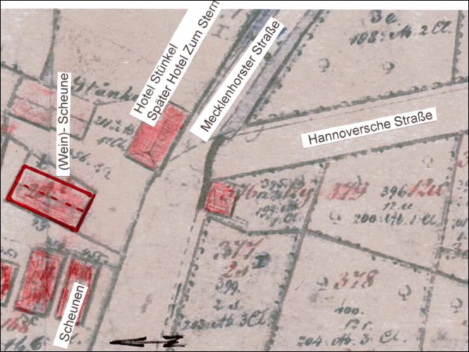 Recesskarte 1862
