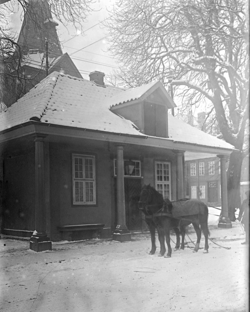 Die Alte Wache in Neustadt am Rübenberge - mit Pferden