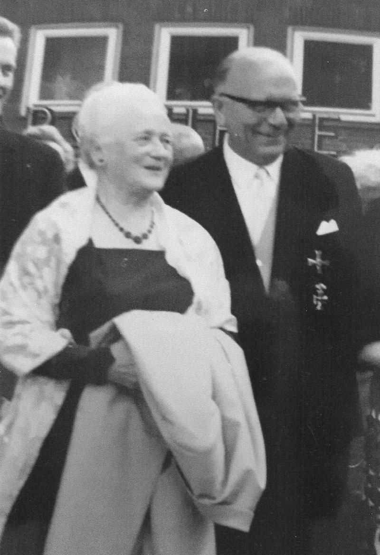 Das Ehepaar Grabenhorst